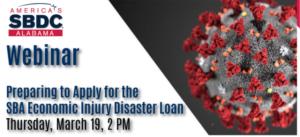 SBA Disaster Injury Loan