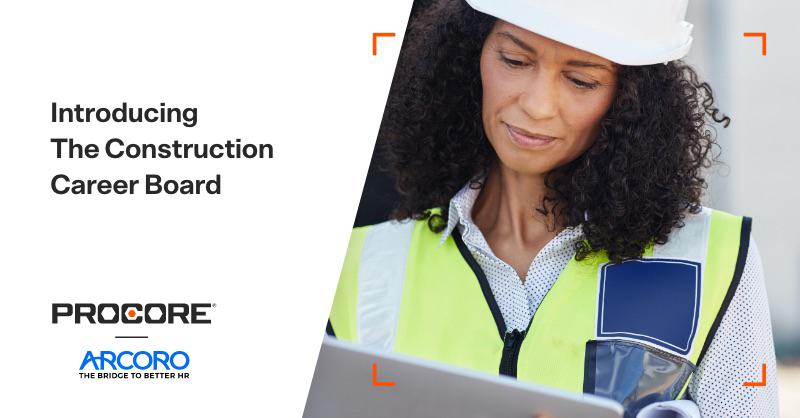 FREE Construction Career Board