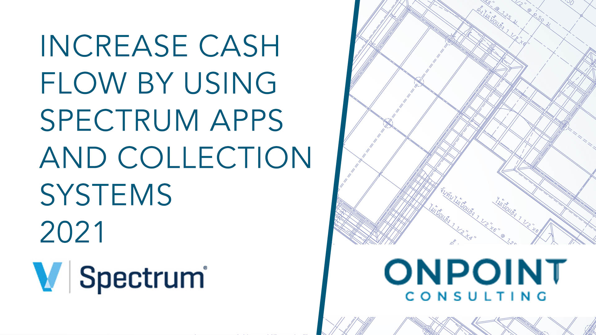 Increase Cash Flow by Using Spectrum Apps and Collection Systems