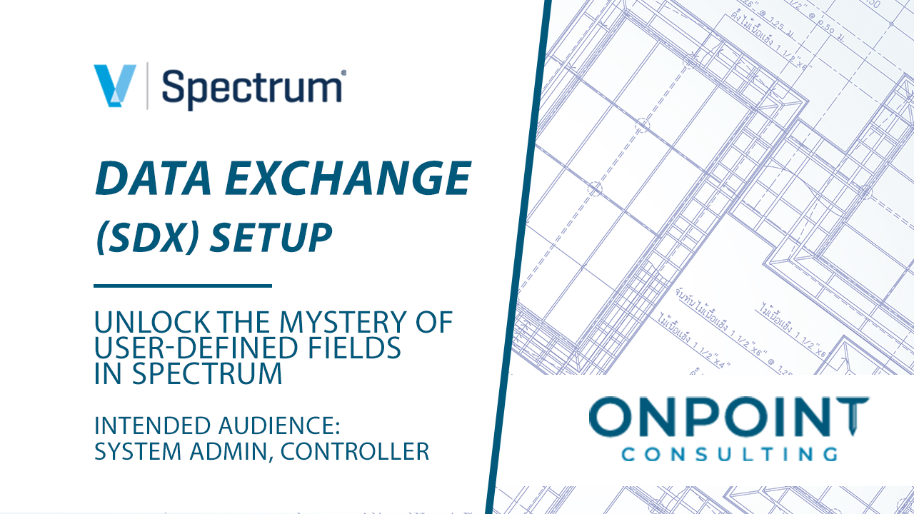 Spectrum Data Exchange (SDX) Setup